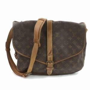 Louis Vuitton Shoulder Bag Saumur 35